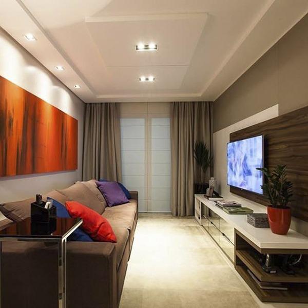 Ambiente de Sala - Oriental Móveis e Design